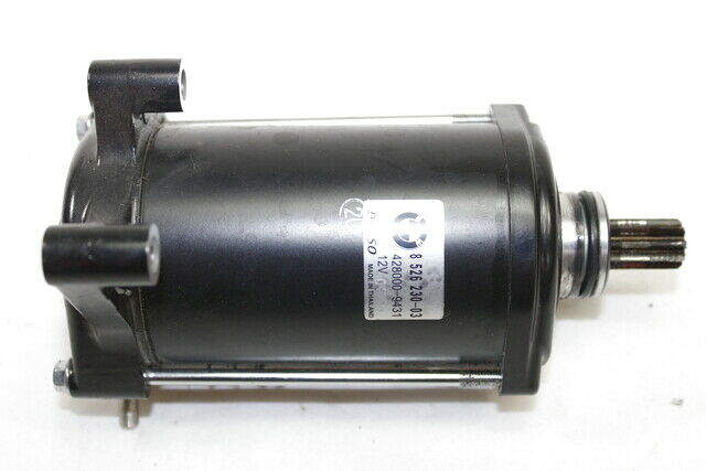 Motor de Arranque Denso BMW R 1200GS K50 11-19 12418526230 Starting Motor