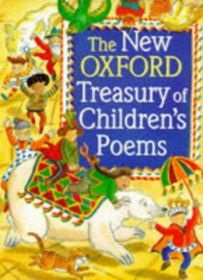 The New Oxford Treasury of Children's Poems,Michael Harrison,  ,.9780192761378