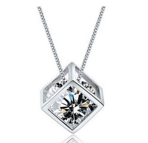 Fashion Charm Jewelry Long Chain Pendant Choker Chunky Statement Bib Necklace