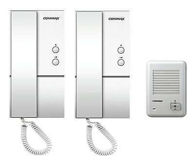 Doorbell Dp La01 Dr 201d, Commax Audio Intercom Wiring Diagram