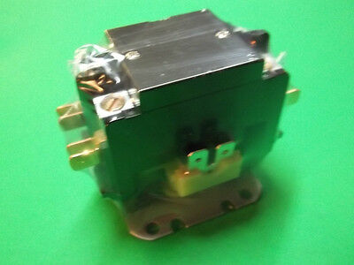 5ea Lot Double Pole 2 pole Hvac-Contactor 40 amp 24va Definite Purpose  Magnetic | eBay