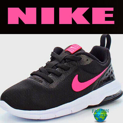 TDV Nike Air Max Motion LW Pink//Gold//Wh Toddler Girl/'s Running Shoes-Asst Size
