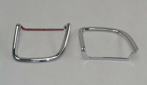 For Toyota Land Cruiser LC200 08-15 ABS Car Rear Fog Light Tail Lamp Cover Trim