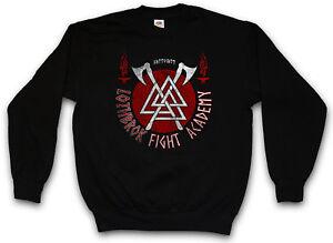 Viking Sweatshirt Fight Lothbrok Academy Ragnar Pullover Vikings Lodbrok UqXwTEfw