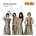 Streichquartett K 589+590 von Klenke Quartett (2011)