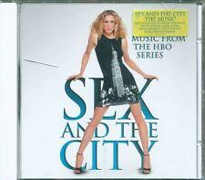 Sex & The City Hbo Series - Tom Jones/Groove Armada/Moloko Cd Perfetto