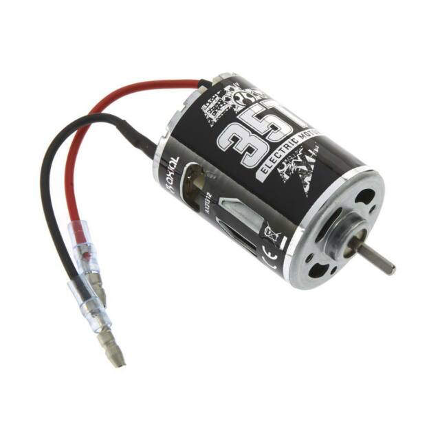 Axial 1/10 SMT10 Grave Digger Monster RR10 Bomber AX31312 35T Electric Motor