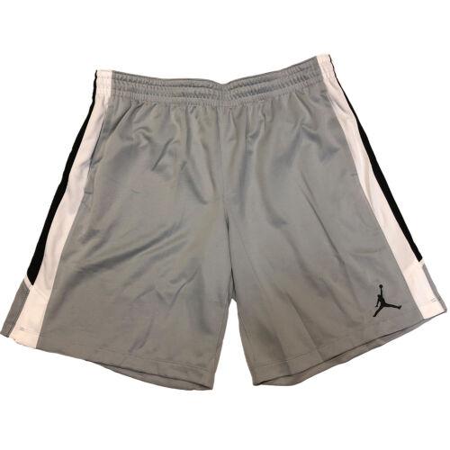 CD6255 Air Jordan Mens Dri-Fit Active Basketball Shorts