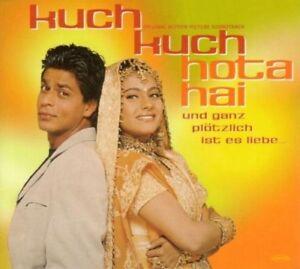 Est-Various-Kuch-kuch-hota-hai-et-tout-a-coup-il-est-l-039-amour-CD-NEUF