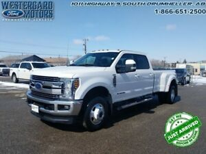 2018 Ford F-350 Super Duty LARIAT DUALLY
