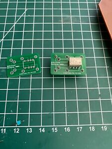 Beogram 4000/4002/4004/6000 Relay Adapter PCB Assembly (Siemens Replacement)