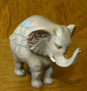 Jim-Shore-Heartwood-Creek-Minis-4037660-ELEPHANT-New-From-our-Retail-Store