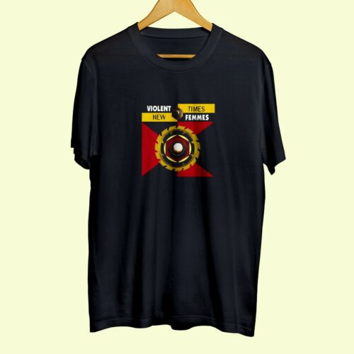 VIOLENT FEMMES Folk Punk Band 2 T-shirt Cotton 100/% Brand New