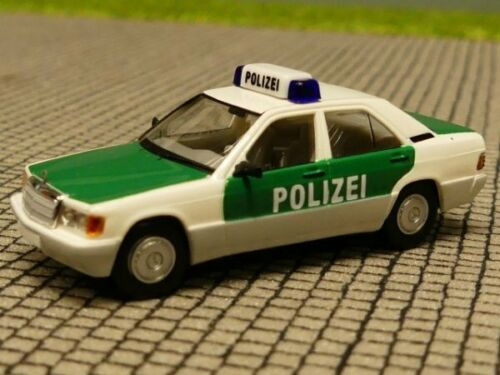1/87 Brekina MB 190 E Polizei SONDERPREIS 13207 Starmada