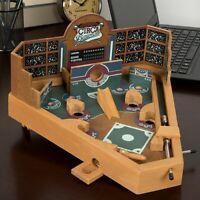 Hey! Play! Baseball Pinball Tabletop Skill Game