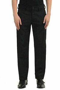 Versace Jeans Hombre Vestido De Rayas Pantalones Ee Uu 32 It 48 Ebay