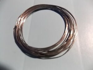 Low Melt Lead Free .040 Solder 5/% Antimony  100 inches Length  KESTER