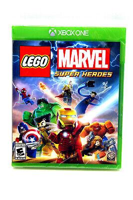 Lego Marvel Super Heroes Xbox One 883929366941 | eBay