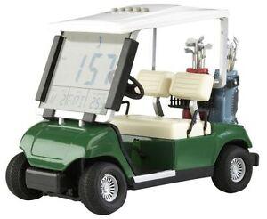 Mini-Golfcart für den Schreibtisch oder als Deko | Maßstab 1:18