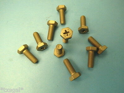 "AN525-1032 Aircraft Structural Washer Head Screws 200 Mix 7//16"",1//2"",5//8"",11//16"""