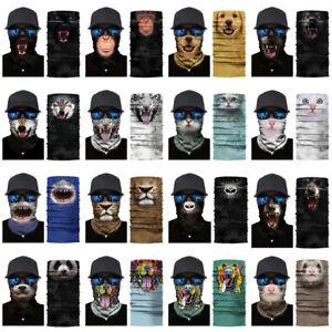 1PC-Cycling-Motorcycle-Scarf-Neck-Warmer-Face-Animal-Mask-Ski-Balaclava-Headband