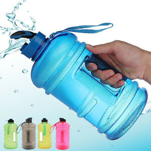 Gym-Training-Kitchen-Tool-Picnic-Kettle-Water-Bottle-Big-Cup-Jug-Drinkware