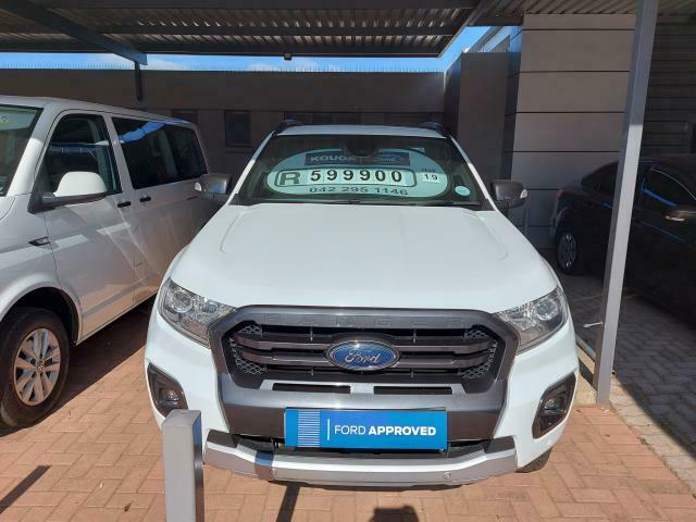 2019 Ford Ranger MY19 2.0 BIT 4X4 D Cab WIldtrak AT for sale!
