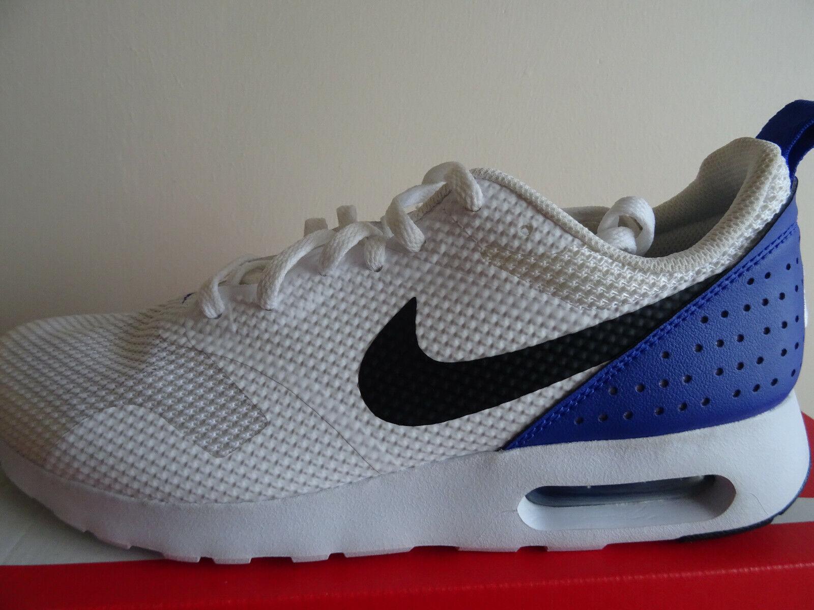 Nike Air Max Tavas Baskets Homme Chaussures 705149 104 UK 6.5 EU 40.5 US 7.5 Neuf + Boîte