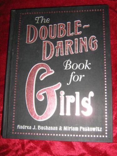 1 of 1 - The DOUBLE DARING Book for GIRLS - Andrea J. Buchanan & Miriam Peskowitz