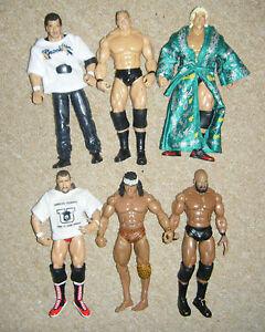 WWE-WRESTLING-CUSTOM-DELUXE-CLASICO-SERIE-FIGURA-ACTION-JAKKS-TNA-WWF-UFC