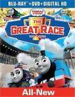 Thomas & Friends Great Race - 2 Disc Set 2016 Blu-ray