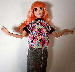 Barbie-Mattel-Doll-Fashionistas-Disney-Cinderella-Mix-Clon-a-Konvult-Sammlung