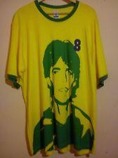 BRASIL CALCIO maglietta KAKA 8 WORLD CUP 2006 Germania Taglia XL Brasile Ufficiale In buonissima condizione