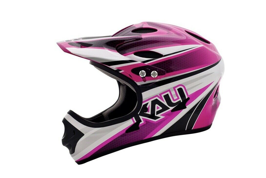 Kali US Savara Celebrity Full Gesicht Helmet - Größe Medium
