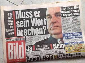Bildzeitung-vom-23-12-1999-17-18-19-20-Geburtstag-Geschenk-Helmut-Kohl