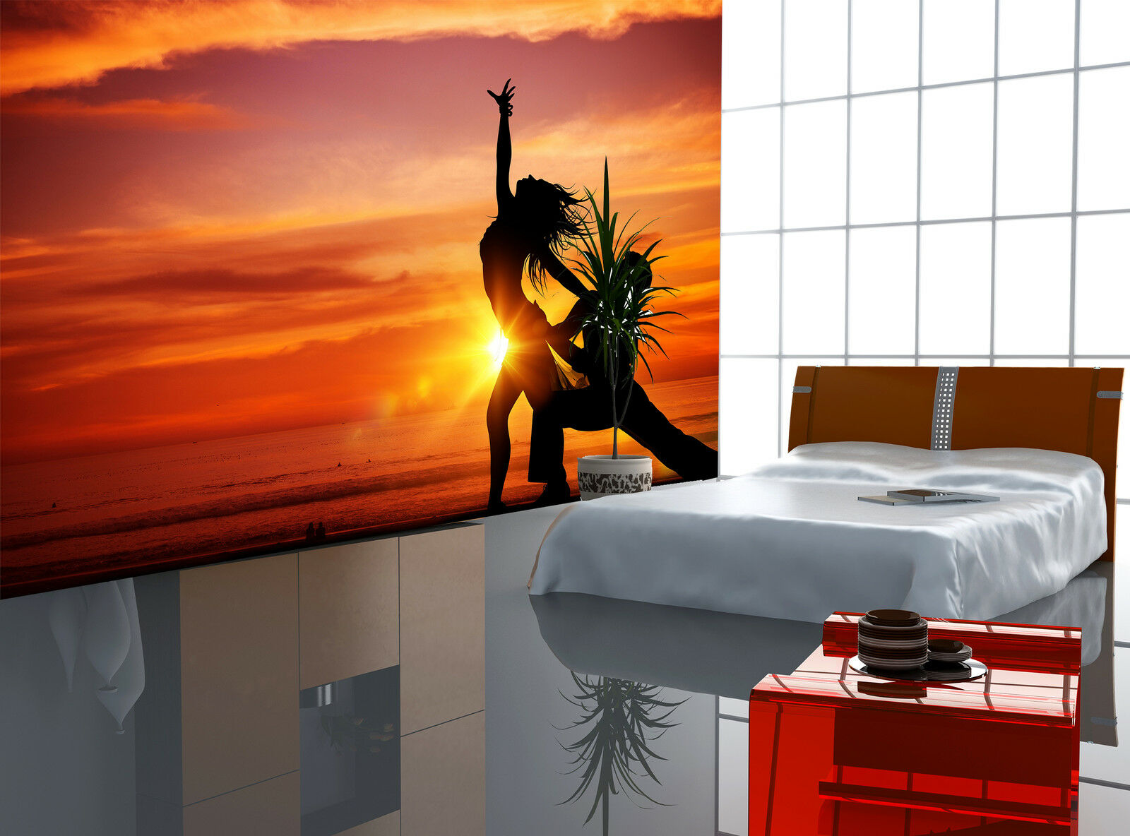 Dancing Couples  Wall Mural Photo Wallpaper GIANT DECOR Paper Poster Free Paste