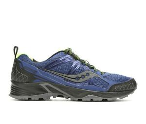 NIB Men's Saucony Grid Eclipse TR Running Shoes Wide and Medium | eBay