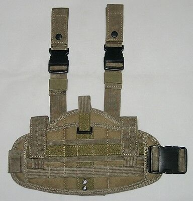 New Molle Versatile Thigh Holster 6 Color--Airsoft Game