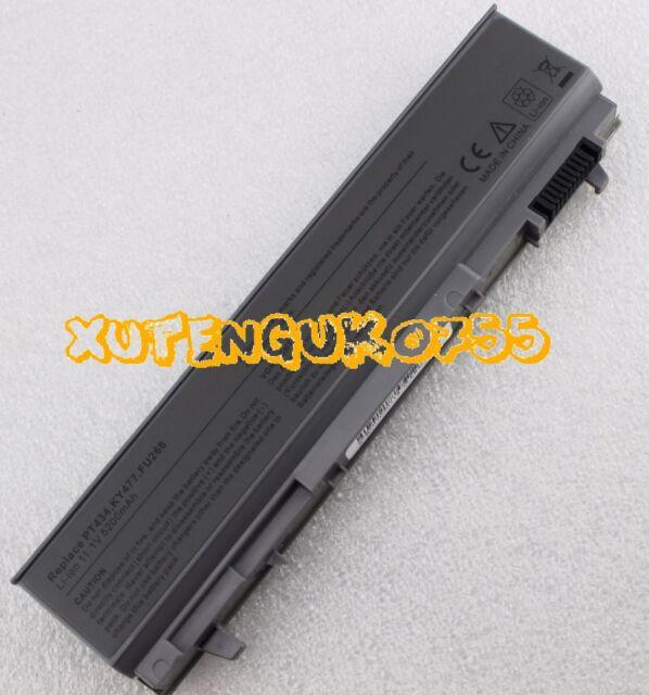 Laptop Battery for DELL Latitude E6410 E6400 E6500 E6510 PT434 PT435 PT436 PT437