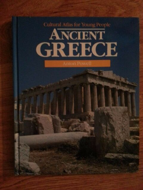 Cultural Atlas for Young People: Ancient Greece Cultural Atlas for Young...