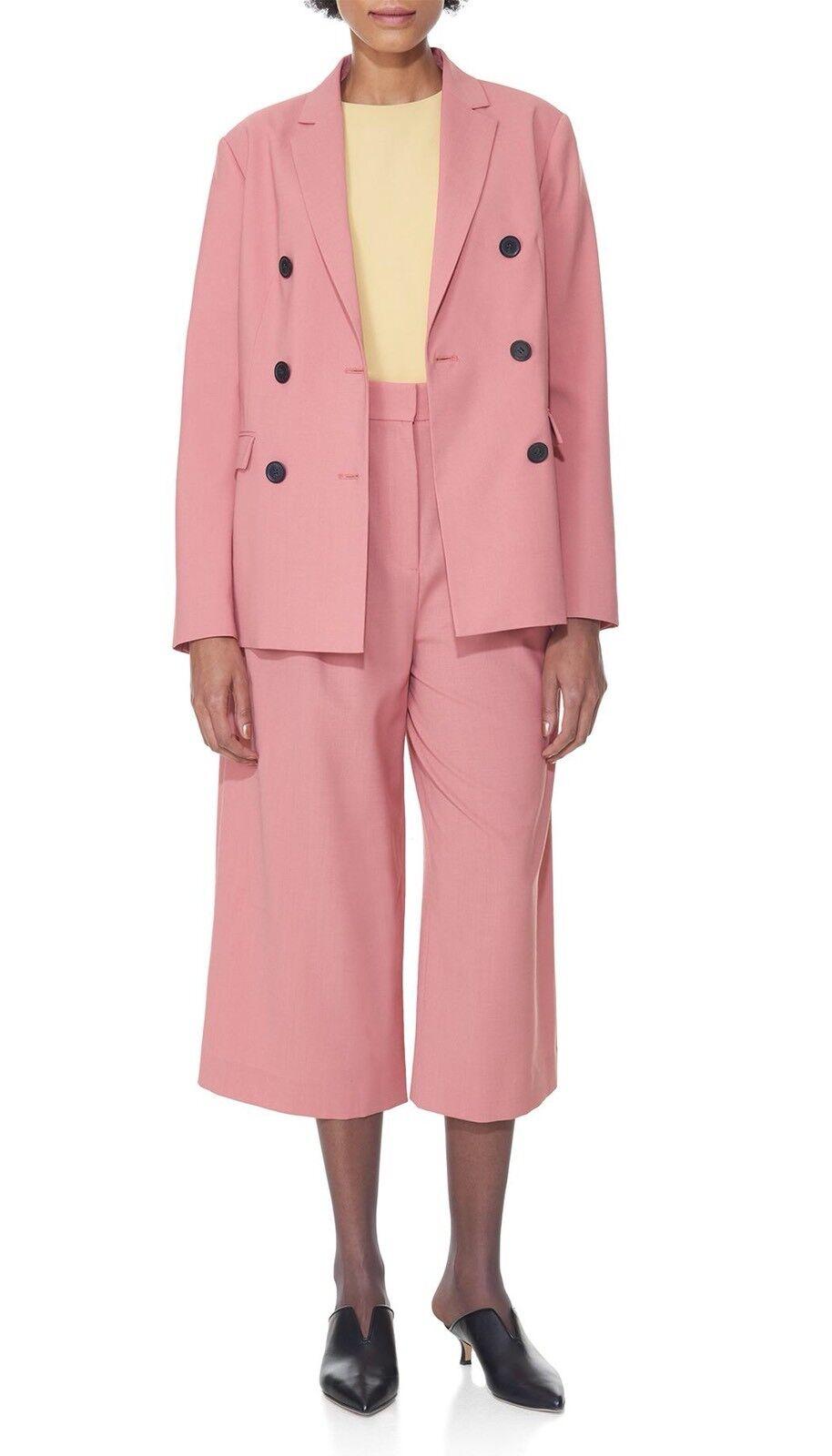Tibi Tropical Wool Blazer Size 2