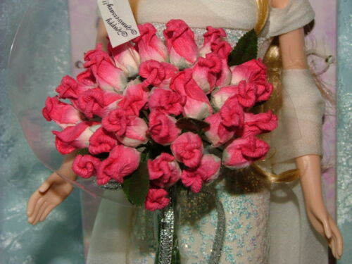 Barbie 40th Anniversary Bouquet Of 40 Roses Unboxed Great 4 OOAK ~ Free U.S Ship