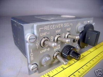 P-3 P3 ORION- PN 449202-9 INTERNAL COMM SYSTEM ICS