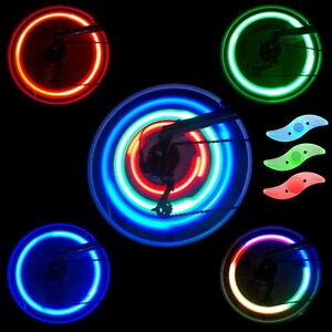 LED-Fahrrad-Speichenlicht-Speichen-Licht-Beleuchtung-Speichenbeleuchtung-Flash