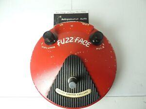 Vintage 70's Dallas Arbiter Fuzz Face Effects Pedal Original Issue TFK BC108C