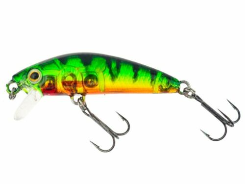 Strike Pro Mustang Minnow 3.5cm 1.6g Sinking Lure Crankbait Perch Trout NEW 2020
