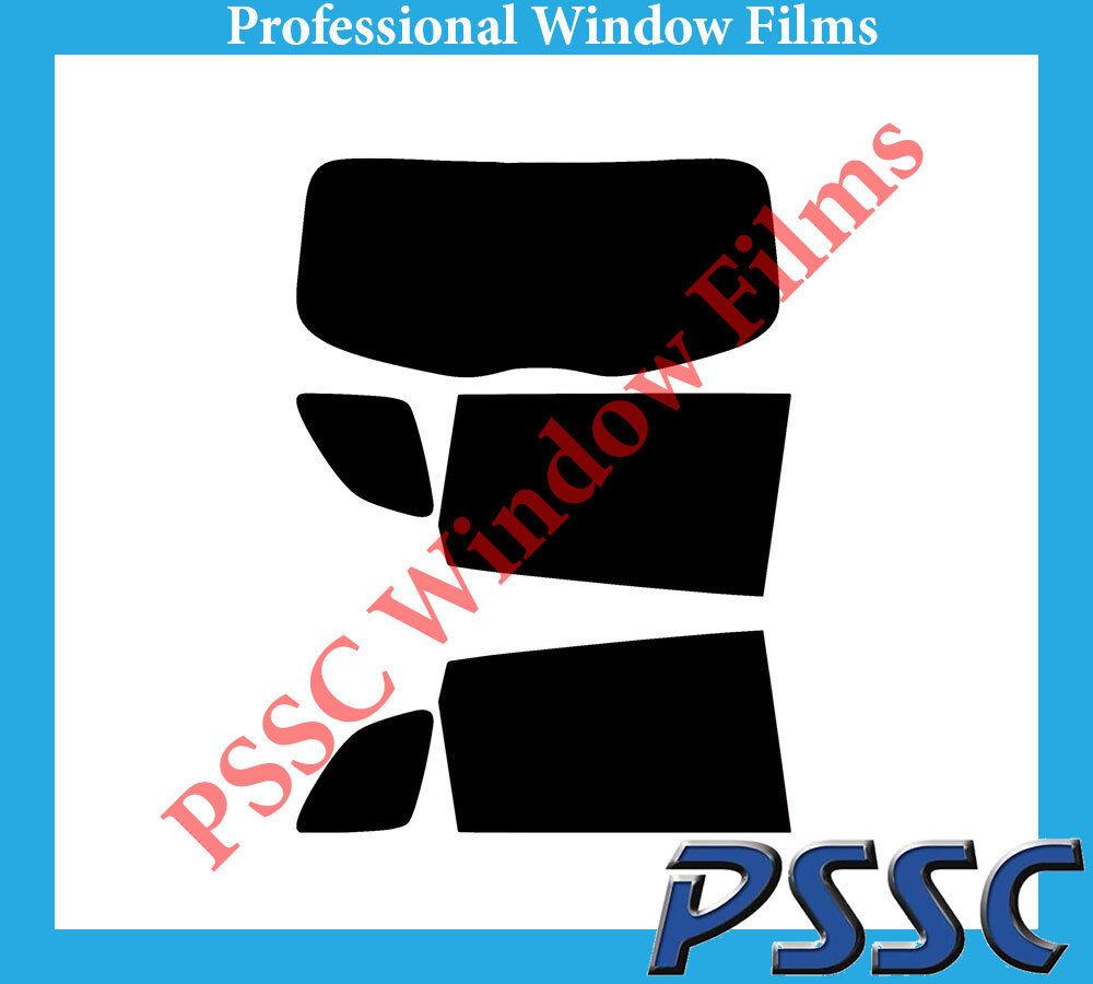 PSSC Pre Cut Rear Car Window Films - Jeep Cherokee 2001 to 2014 5 Door