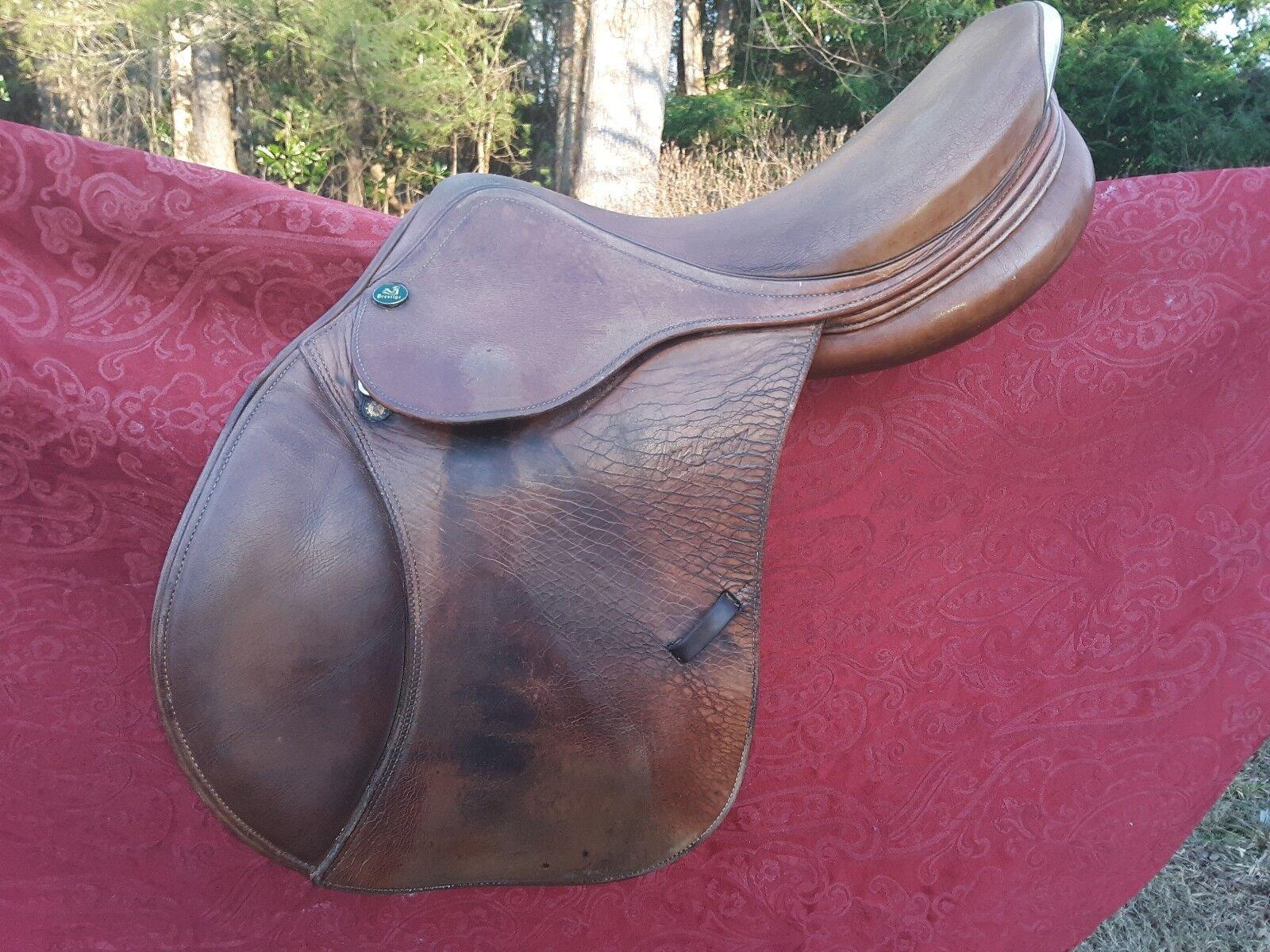 Prestige Hunter Jumper Saddle 17
