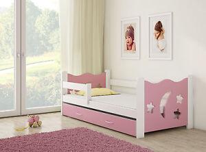 Pine lit enfant bebe 160x80 tiroir matelas livraison gratuite ebay - Matelas livraison gratuite ...