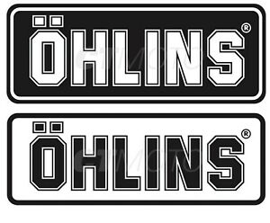 Sticker OHLINS